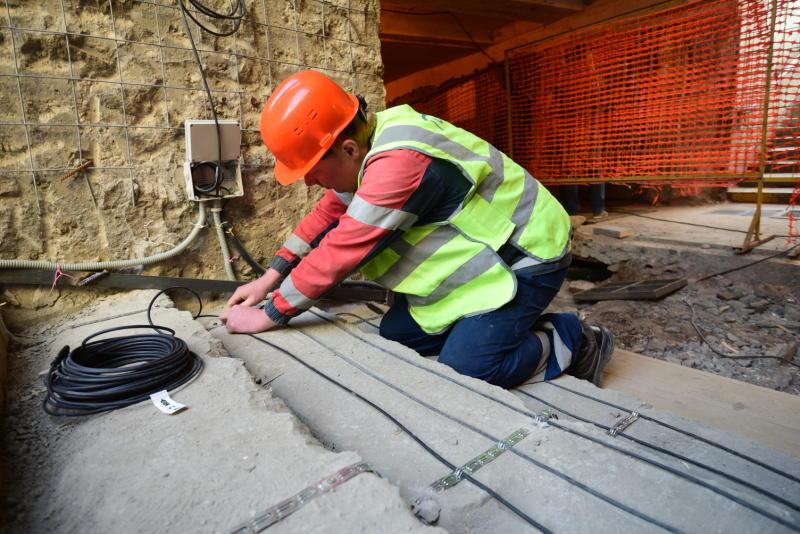 Проект контракта на капремонт подземного перехода через Щелковское шоссе представили на «Бирже торгов» в Москве
