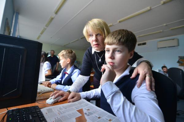 Департамент информационных технологий получил премию Рунета. Фото: архив