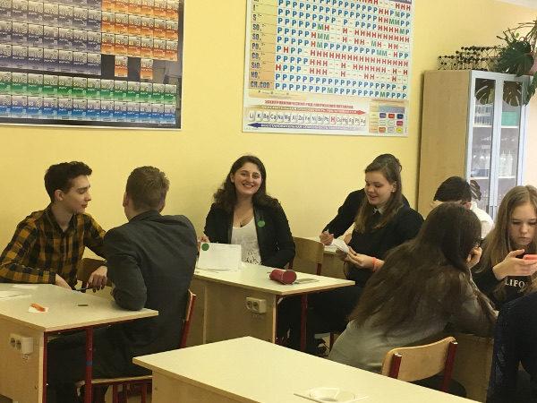 Ученики школы №2070 поучаствуют в турнире имени Михаила Ломоносова. Фото: архив
