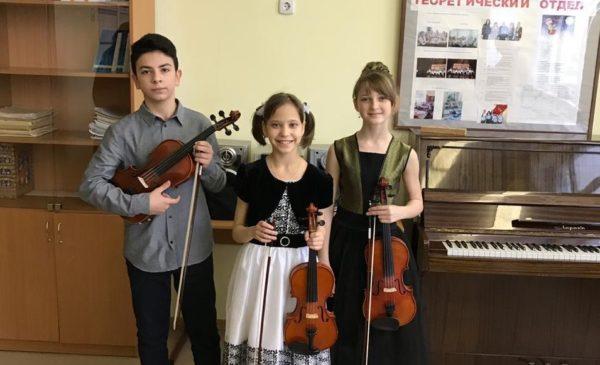 Воспитанники Воскресенской детской школы искусств поучаствовали в фестивале. Фото предоставили в ДШИ