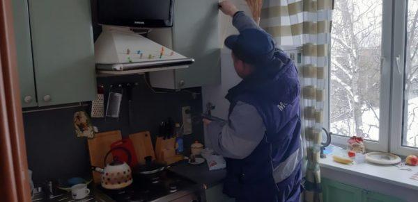 Внеплановая проверка газового оборудования завершится в Воскресенском. Фото предоставила сотрудница пресс-службы поселения Мария Седова