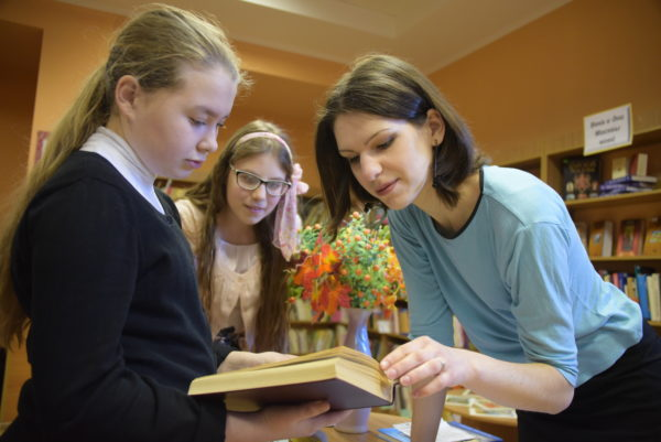 Просветительскую программу «Жизнь для здоровья» провели в библиотеке №258. Фото: архив