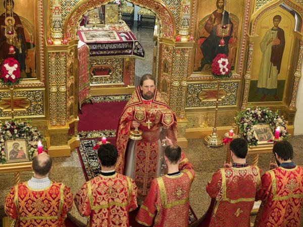 Богослужение состоится в храме в поселении Воскресенское. Фото: официальный сайт храма