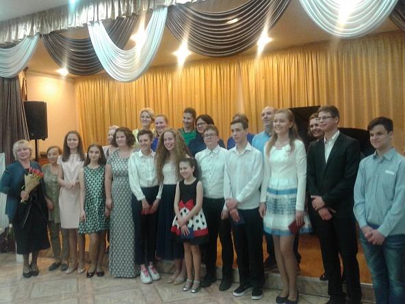 Пятнадцать учеников покинуло Детскую школу искусств. Фото: сайт Воскресенской ДШИ