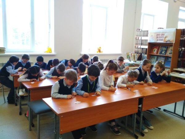 Ученики из Воскресенского поучаствуют в олимпиаде по математике. Фото: архив