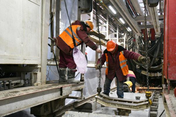 Строительство 18 станций метро завершат к 2025 году в Новой Москве. Фото: архив