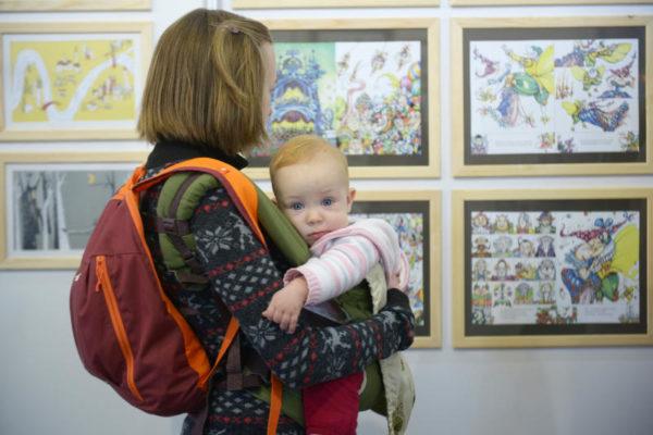 Выставку изделий декоративно-прикладного творчества откроют в Доме культуры. Фото: архив