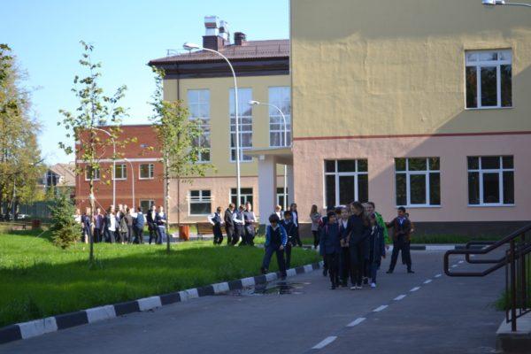 Вебинар об образовательной программе проведут представители школы №338. Фото: архив