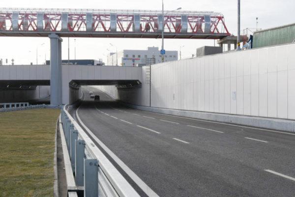 Свыше 100 километров дорог построили в Новой Москве за шесть лет. Фото: архив