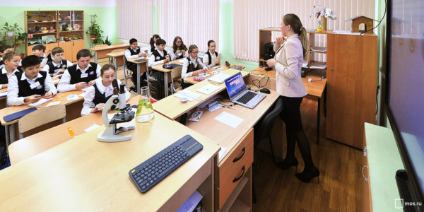 Школьники ежедневно смогут делать для себя научно-технологические открытия. Фото: mos.ru