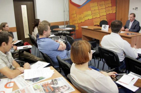 Начинающим предпринимателям из Новой Москвы расскажут о статапах. Фото: архив