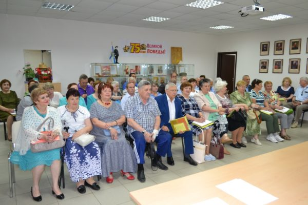 Участники Совета ветеранов посетят памятное мероприятие. Фото: Администрация