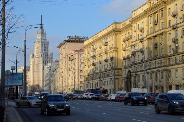 Москву признали самым популярным туристическим регионом России. Фото: архив