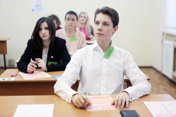 Ученики школ смогут в режиме «онлайн» зарегистрироваться для участия в ГИА и ЕГЭ. Фото: архив