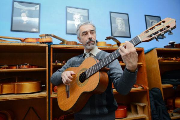 Вечер гитарной музыки состоится музея-усадьбы «Остафьево». Фото: архив