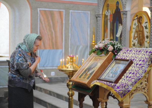 Божественная Литургия пройдет в храме Воскресения Христова. Фото: архив