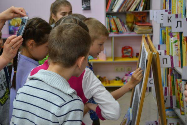 Творческую акцию проведут в библиотеке №258. Фото предоставили сотрудники администрации поселения