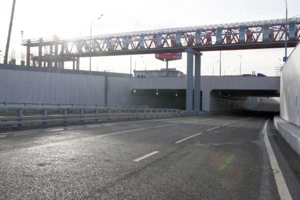 Около 300 километров магистралей построят в Новой Москве до 2022 года. Фото: архив