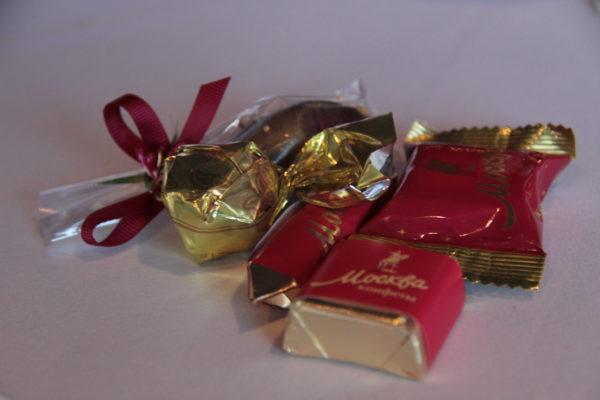 Шоколадные конфеты «Москва» появятся в магазинах до конца года. Фото: архив