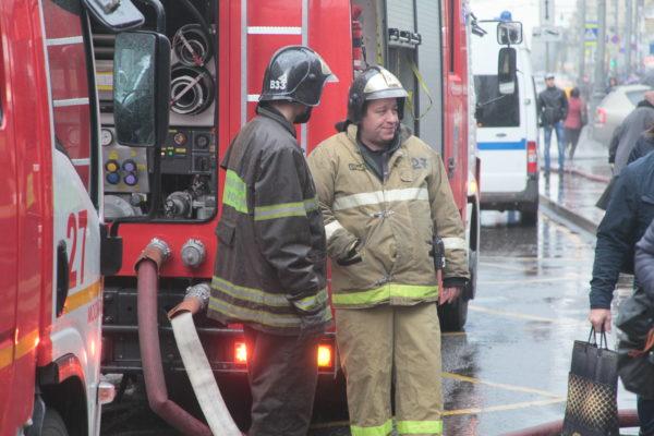 Подведение итогов деятельности пожарно-спасательного гарнизона прошло в Воскресенском. Фото: архив