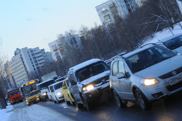 Синоптики объявили «желтый» уровень погодной опасности в московском регионе. Фото: архив