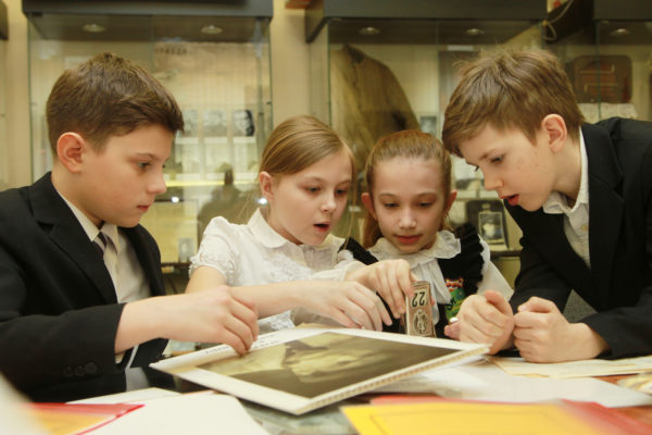 Школьники показали достойные результаты. Фото: архив