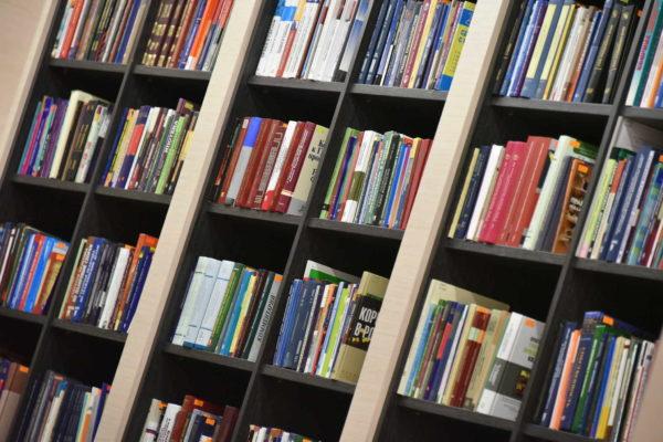 Библиотека №257 устроит раздачу списанных журналов. Фото: архив