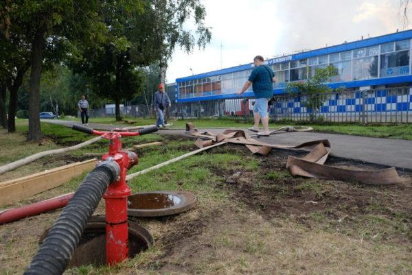 Отключение горячей воды пройдет на территории поселения. Фото: архив
