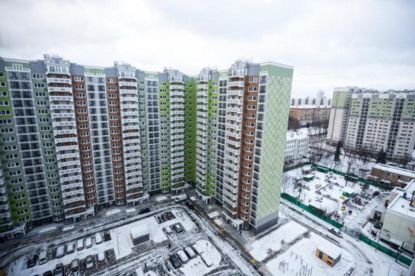 Более 300 тысяч квадратных метров жилья ввели в эксплуатацию в Новой Москве. Фото: архив