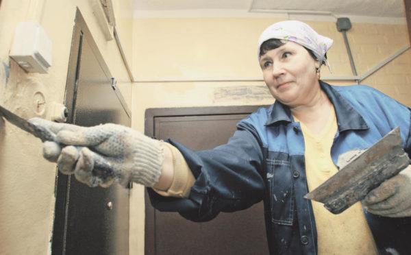 Очередной этап работ по ремонту подъездов завершится в поселении Воскресенское. Фото: архив