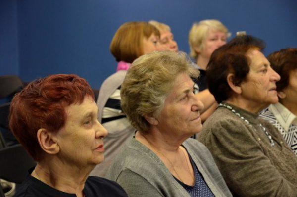 Жители посетили встречу «Виртуального клуба путешественников». Фото: архив