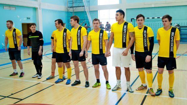 Футболисты выступят на турнире в Троицке. Фото: официальная страница ФК «Воскресенец» в социальных сетях