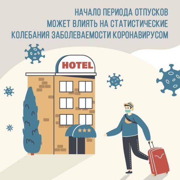 Эксперты Минздрава рассказали о возможных последствиях отпусков