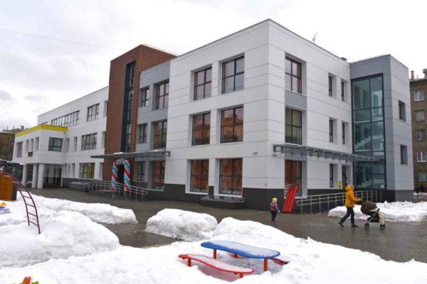 Более десяти детских садов построят до конца 2018 года в Новой Москве. Фото: архив