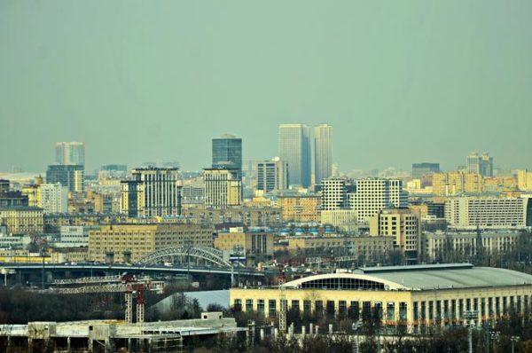 Виртуальные экскурсии по крышам зданий появились на портале «Узнай Москву»