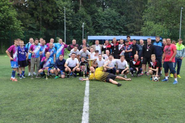 Команда «Воскресенец» примет участие в турнире по футболу. Фото: архив