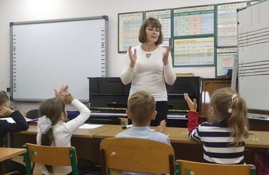 Режим дистанционного обучения введут в Детской школе искусств в Воскресенском. Фото: официальная страница ДЩИ в социальных сетях