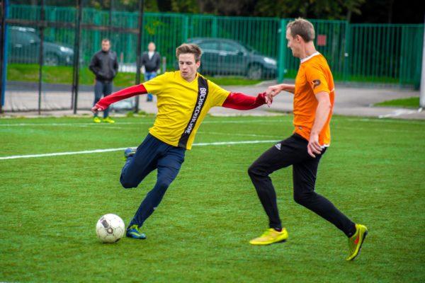 Спортсмены из Воскресенского сыграют в футбольном матче. Фото: архив